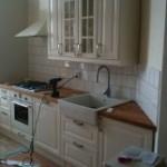 Keukens plaatsen